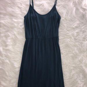 Forever 21 Blue Midi Dress